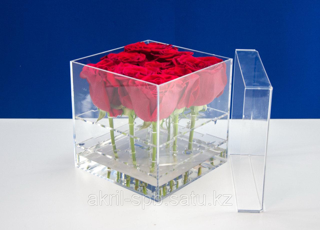 Короб для цветов 9 отв
