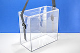 Урна для голосования 380х200х380 переносная с защитой от вброса, фото 3