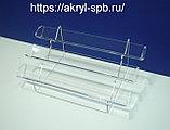 Подставка под макаруны 3-х ярусная наклонная, фото 3