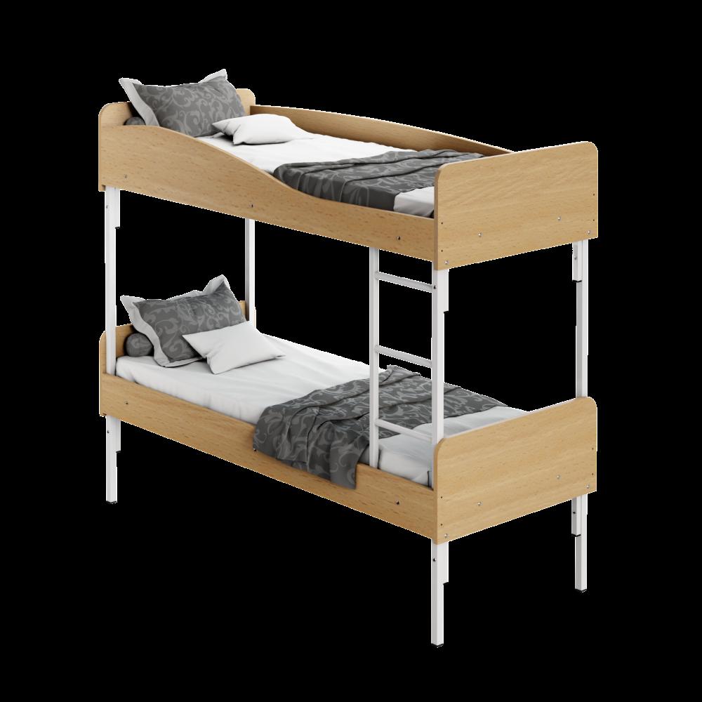 Кровать двухъярусная для ХОСТЕЛ,