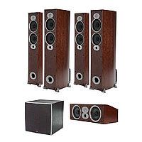 Комплект для домашнего кинотеатра 5.1 на акустике Polk Audio серии RTI