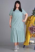 Женское платье больших размеров 64