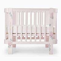 Люлька-кроватка MOMMY LOVE pink (Happy Baby, Великобритания)