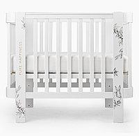 Люлька-кроватка MOMMY LOVE white (Happy Baby, Великобритания)