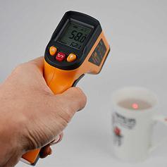 Бесконтактные инфракрасные и лазерные термометры