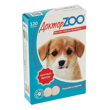 Доктор ZOO Витаминное лакомство для щенков