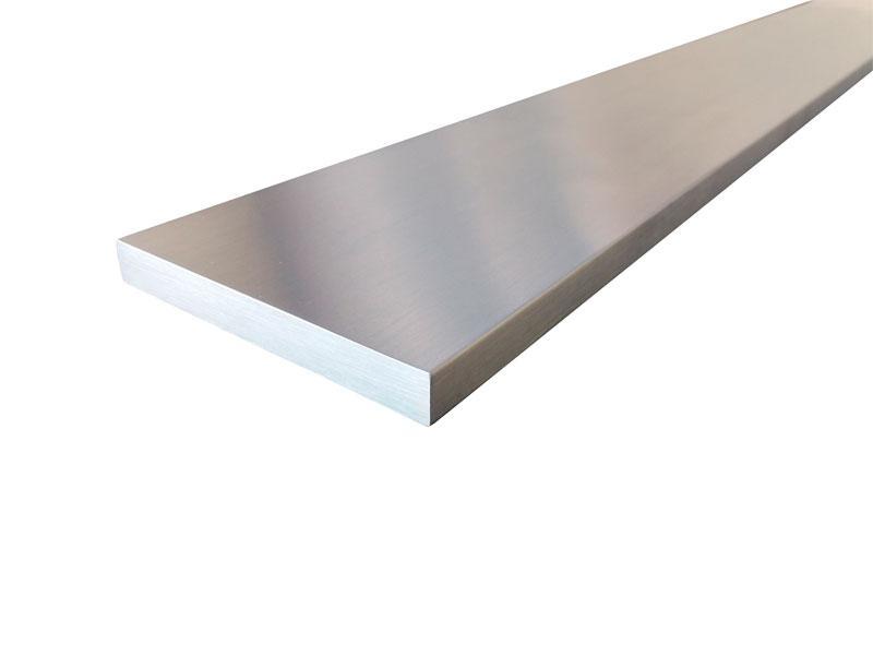 Пластина монтажная для крепления уплотнительного профиля 25 мм, L=2 м