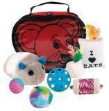 Trixie 4538 Набор игрушек для кошек на 7 предметов.