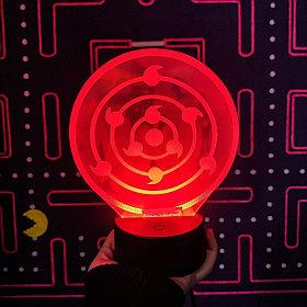 Светильник Шаринганы - Наруто