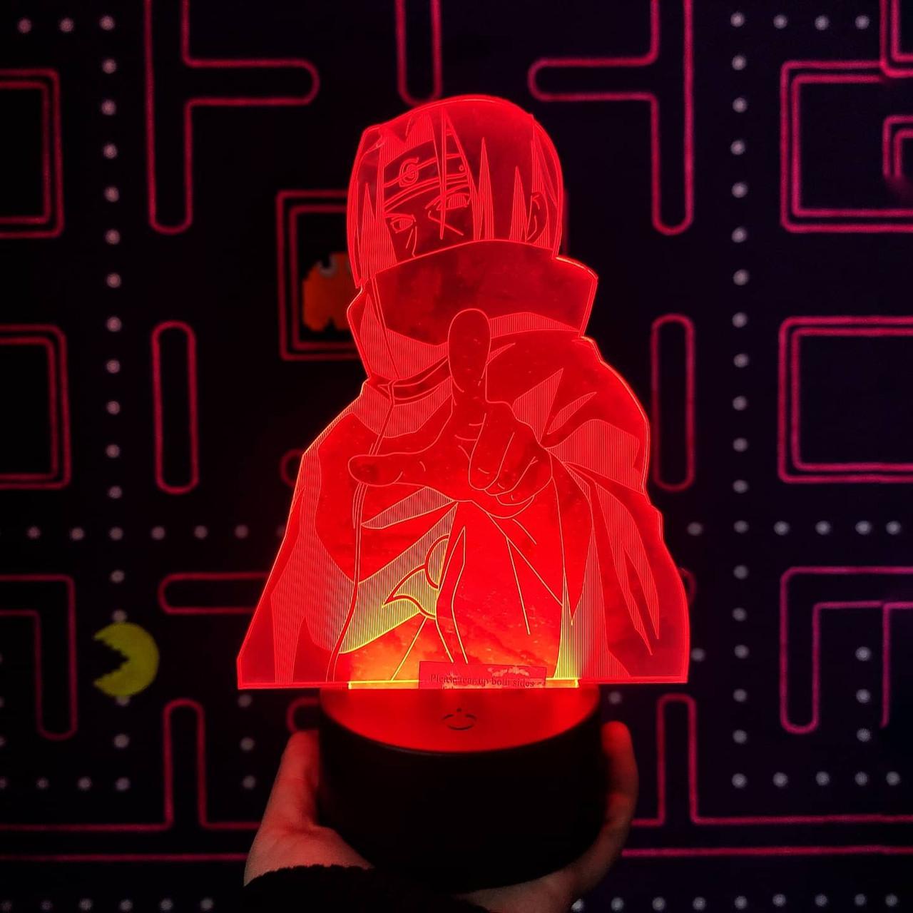 Светильник Итачи - Наруто