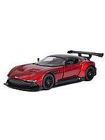 "Модель машины ""Aston Martin Vulcan"" 1:38 KT5407 KINSMART"
