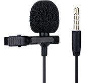 Микрофон HSX-M13 1,5м петличный