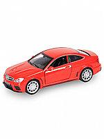 Модель машины Mercedes-Benz С 63 AMG 1:32 (15см) свет,звук, инерция 32251