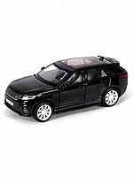 Модель машины Range Rover Velar 1:32 (13,5см) свет,звук, инерция 68640