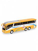 Модель автобуса 1:32 свет,звук, инерция 878D