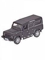 Модель машины Land Rover Defender 1:32 (15см) свет,звук, инерция 6604