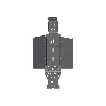 Защита днища, YAMAHA Viking, 700, 2014-16, AL 4 мм