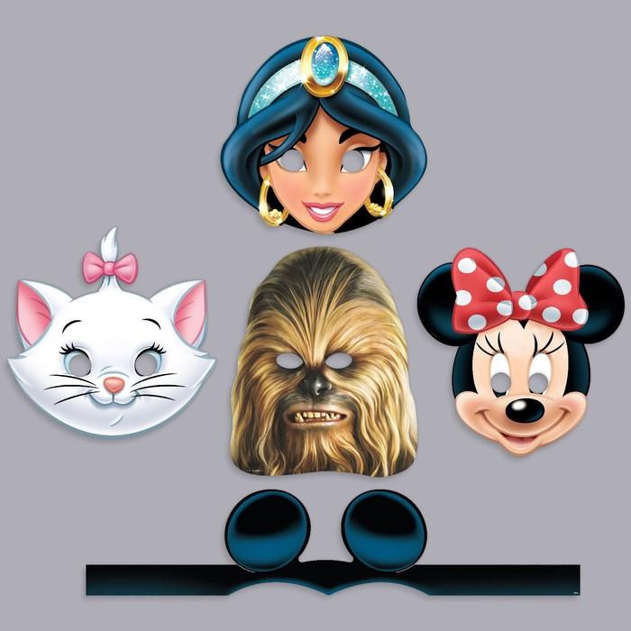Маска карнавальная, Disney