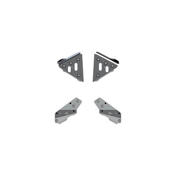 Защита рычагов, CAN-AM Outlander (Max) G2, 500/650/800/1000/1000X-MR, 2013-17, AL 4 мм
