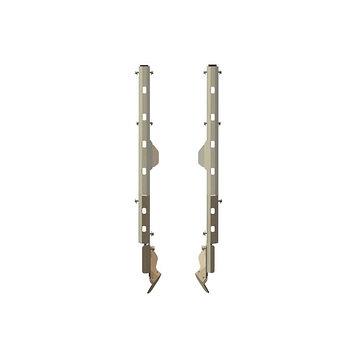 Защита задних рычагов, POLARIS RZR XP900, 900 EFI, 2011-, AL 4 мм