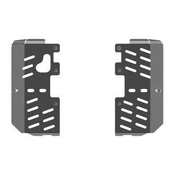 Защита порогов, SUZUKI Kingquad, 700/750, 2006-, AL 4 мм
