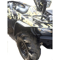 Расширители колесных арок, SUZUKI Kingquad, 700/750, 2006-, полиэтилен