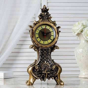 """Часы настольные """"Рококо"""", h=38 см"""