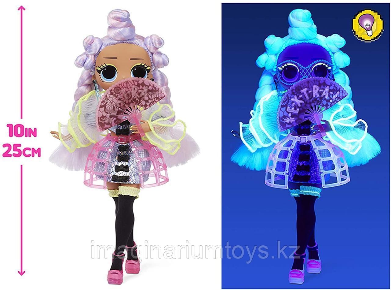 Большая Кукла ЛОЛ ОМГ Танцы Мисс Рояль LOL Surprise OMG Dance - фото 3