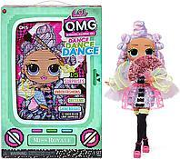 Большая Кукла ЛОЛ ОМГ Танцы Мисс Рояль LOL Surprise OMG Dance