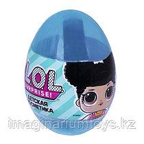 Детская декоративная косметика LOL в яйце средняя дисплей Corpa