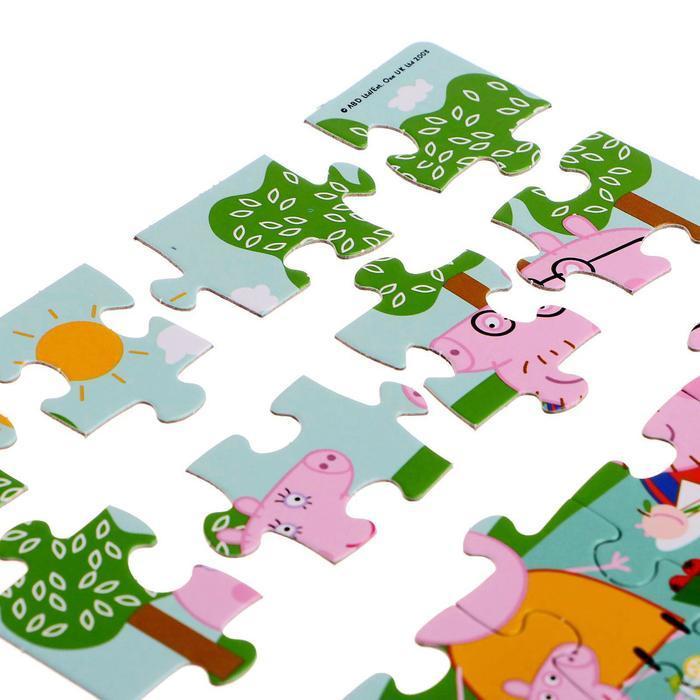 Набор 4 в 1, 9-16-25-36 элементов «Семейные приключения» - фото 4