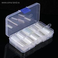 Набор переводной фольги для дизайна ногтей «Holography», 2,5 × 50 см, 10 шт