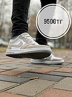 Крос Nike Jordan низк сер бел, фото 1