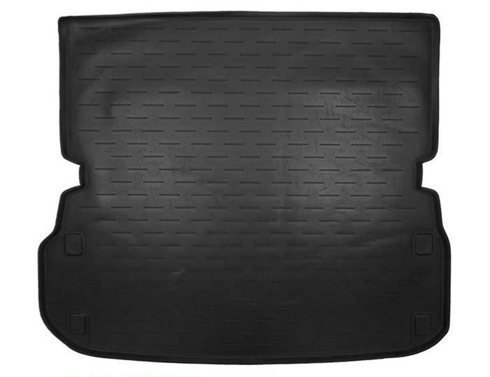 Коврик в багажник Nissan Pathfinder (2014-2021) 7 мест, длинный