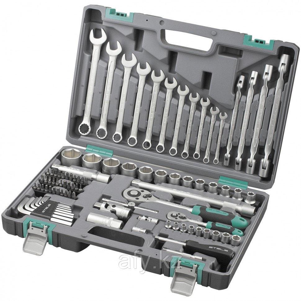 Набор инструментов 88 предметов STELS 14109