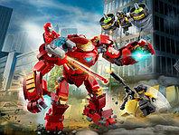 LEGO Super Heroes 76164 Халкбастер против агента А.И.М., конструктор ЛЕГО