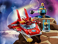 LEGO Super Heroes 76170 Железный Человек против Таноса, конструктор ЛЕГО