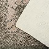 Коврик SHAHINTEX Mosaic, 45×75 см, цвет оливковый, фото 4