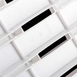 Полка на ванну IDEA, 69×30×6 см, цвет белый, фото 3