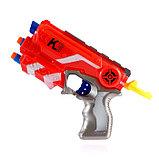 Бластер К-3, стреляет мягкими пулями в пакете, МИКС, фото 3