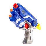 Бластер К-3, стреляет мягкими пулями в пакете, МИКС, фото 5