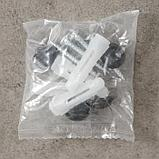 Держатель для полотенец «Лофт», 4 спицы, цвет чёрный, фото 4