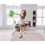 Корзина для белья мягкая IDEA, 17 л, 33×33×24,5 см, цвет ярко-зелёный, фото 4
