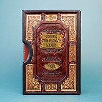 Основы финансовой науки. Автор: И.Х. Озеров. Москва, 1908 год, прижизненное издание.