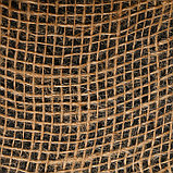 Джутовая лента, 0,15 × 5 м, плотность 190 г/м², плетение 34/24, фото 2