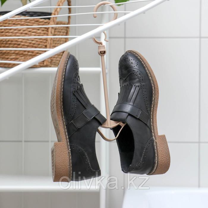 Сушилка для обуви подвесная «Стиль», цвет МИКС