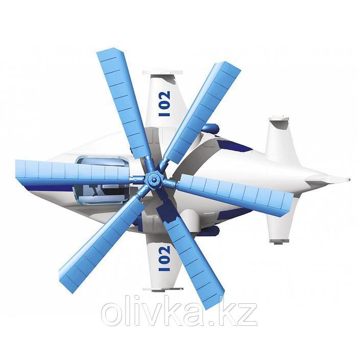 Сборная модель «Полицейский вертолёт» - фото 3