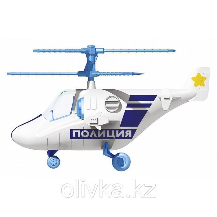 Сборная модель «Полицейский вертолёт» - фото 4