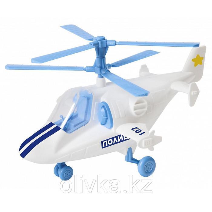 Сборная модель «Полицейский вертолёт» - фото 5