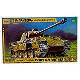 Сборная модель «Немецкий средний танк T-V Пантера», фото 2
